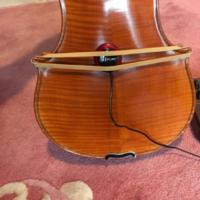 contactmic violin